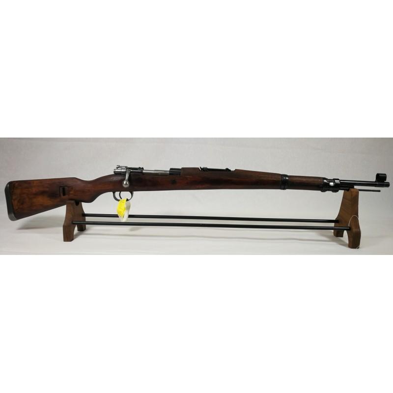 RIFLE ZASTAVA M48 CALIBRE 8X57IS Nº SERIE 22129