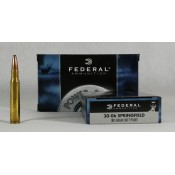 MUNICION FEDERAL PREMIUM CAL. 30-06 180 GR. SOFT POINT