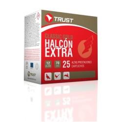 CARTUCHO HALCON EXTRA 4/34 gr. 12/70/22 nº 6