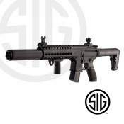 SUBFUSIL SIG SAUER MCX ASP NEGRO Co2 4,5 mm balines