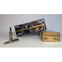 MUNICION FEDERAL PREMIUM .270WSM 136 gr. EDGE TLR